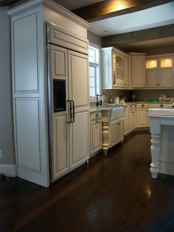 Crystyal White Cabinets
